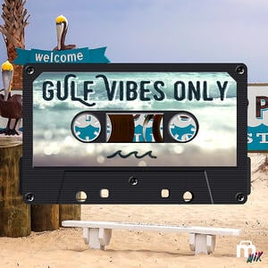 Cast Off Your Week With Mindhandle Mix Vol15 Gulf Vibes Only
