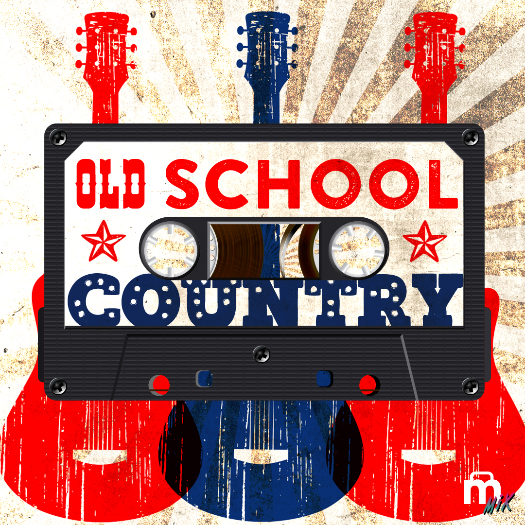Spotify MindHandle Mix Vol. 13: Old School Country